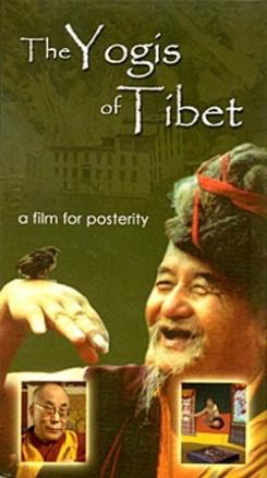 Tiibet joogid